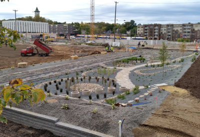 District Stormwater Construction